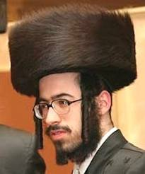 jewish Orthodox hat